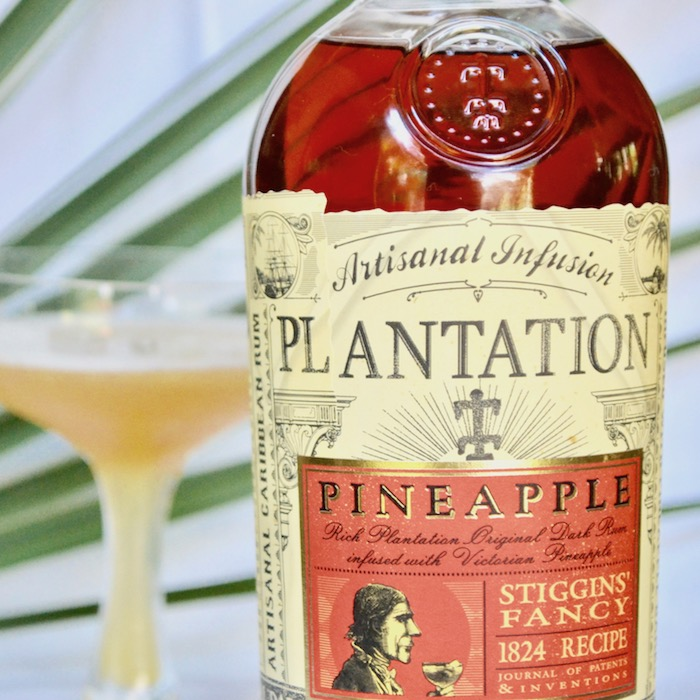 The West Indian Daiquiri made with Plantation Pineapple ...