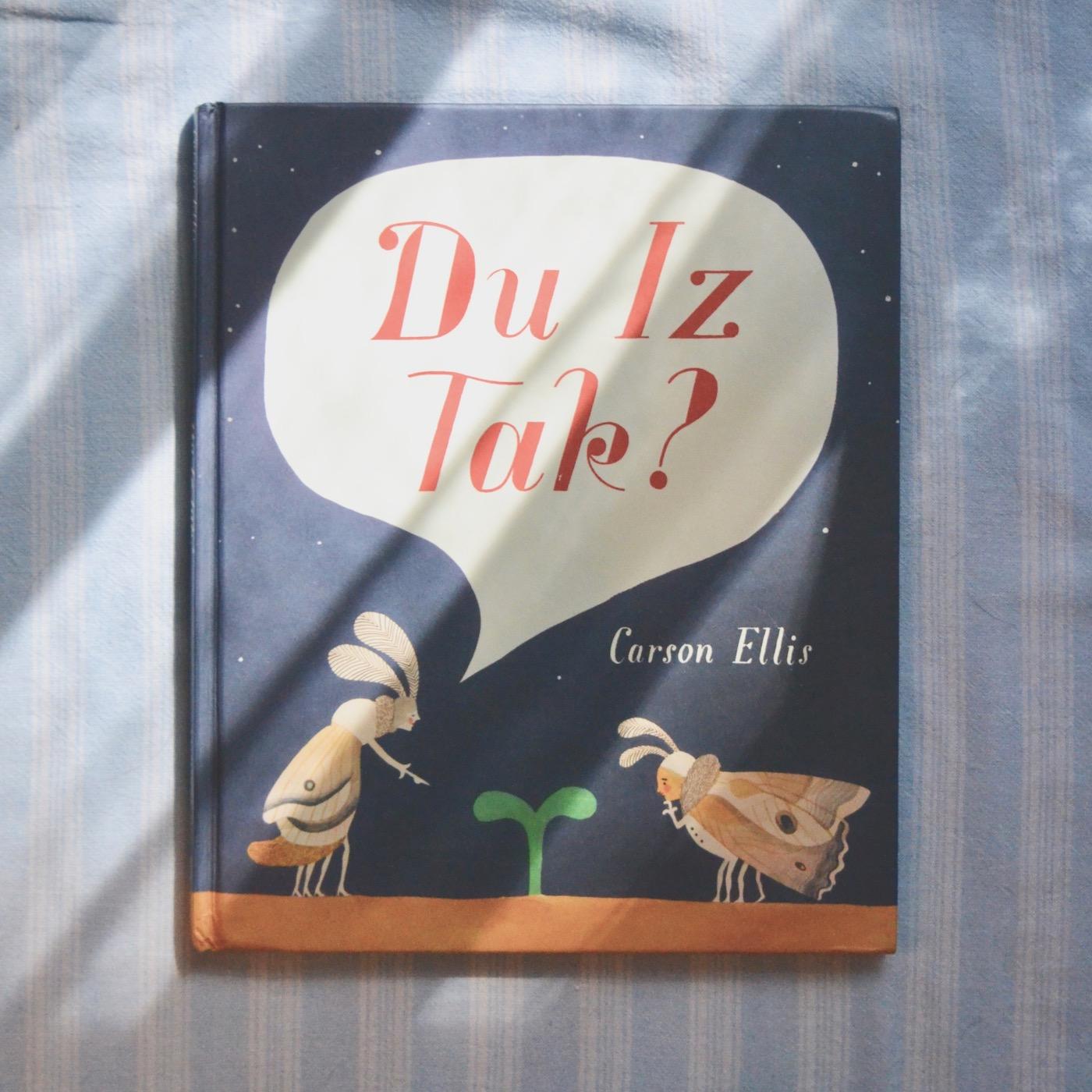 Du Iz Tak? Giveaway! // www.thehiveblog.com