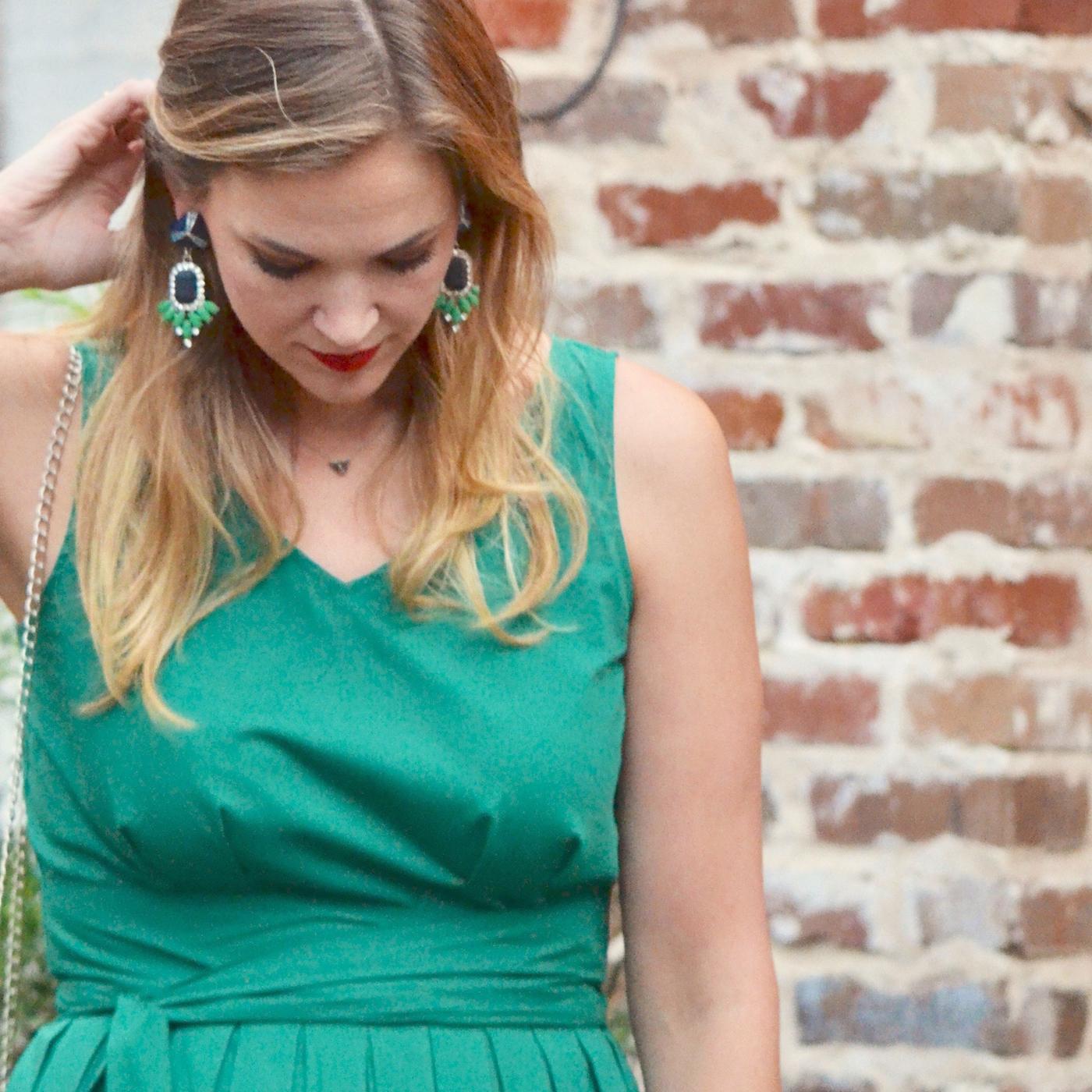 Emerald // www.thehiveblog.com