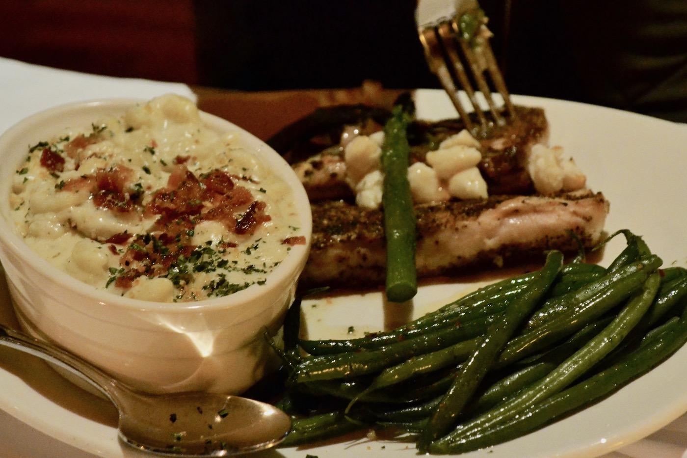 Enjoying Winter With Bonefish Grill // www.thehiveblog.com
