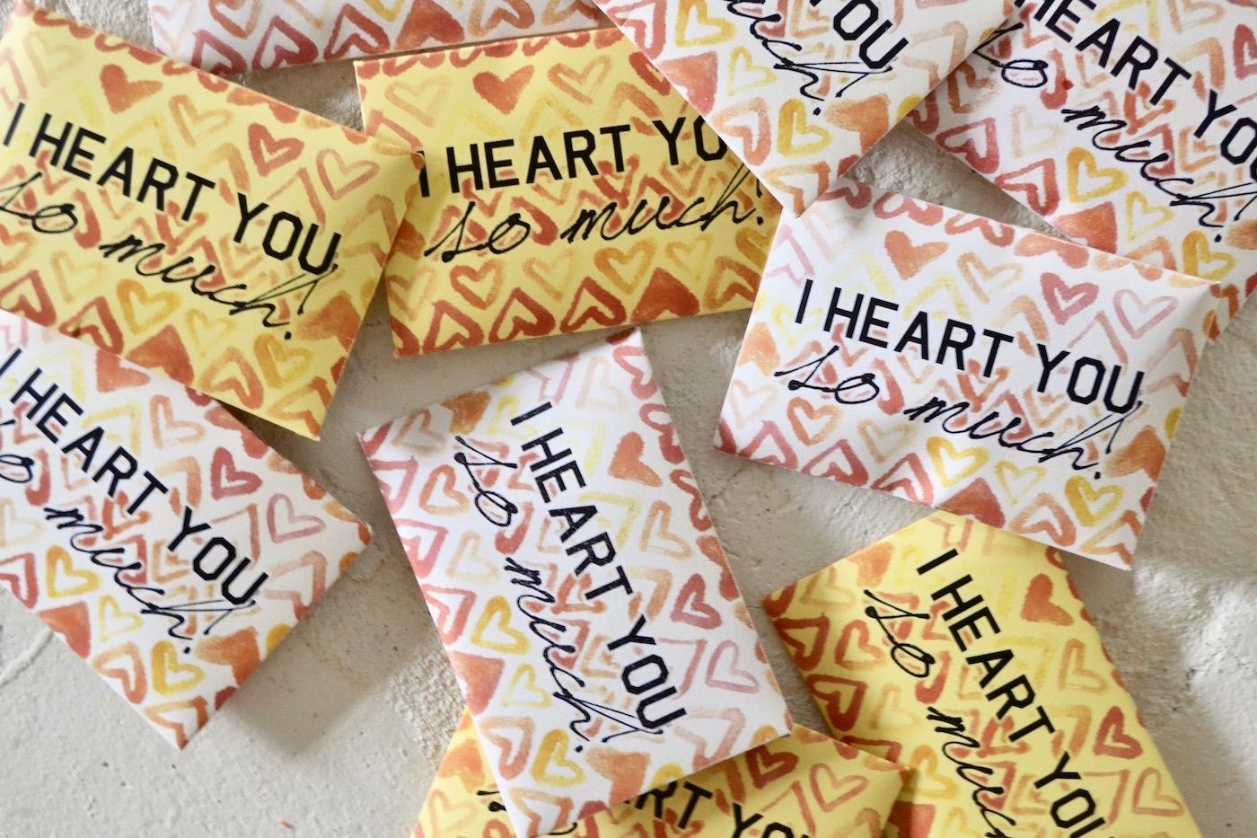 Printable Valentines from The Lovely Bee // www.thehiveblog.com