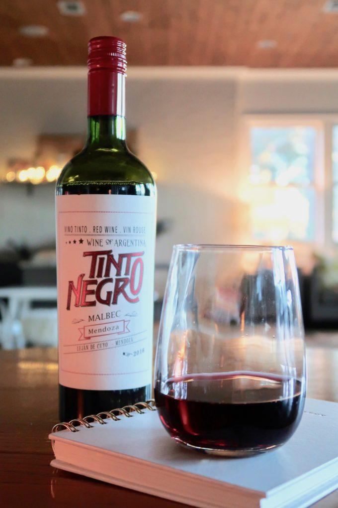 Tinto Negro Malbec review // www.thehiveblog.com
