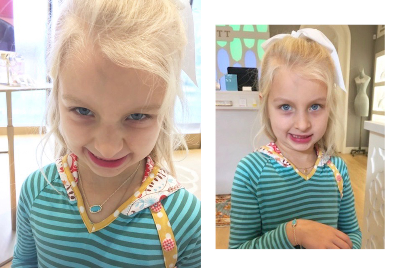 Whitley Mathis and The Whitley Collection from Kendra Scott