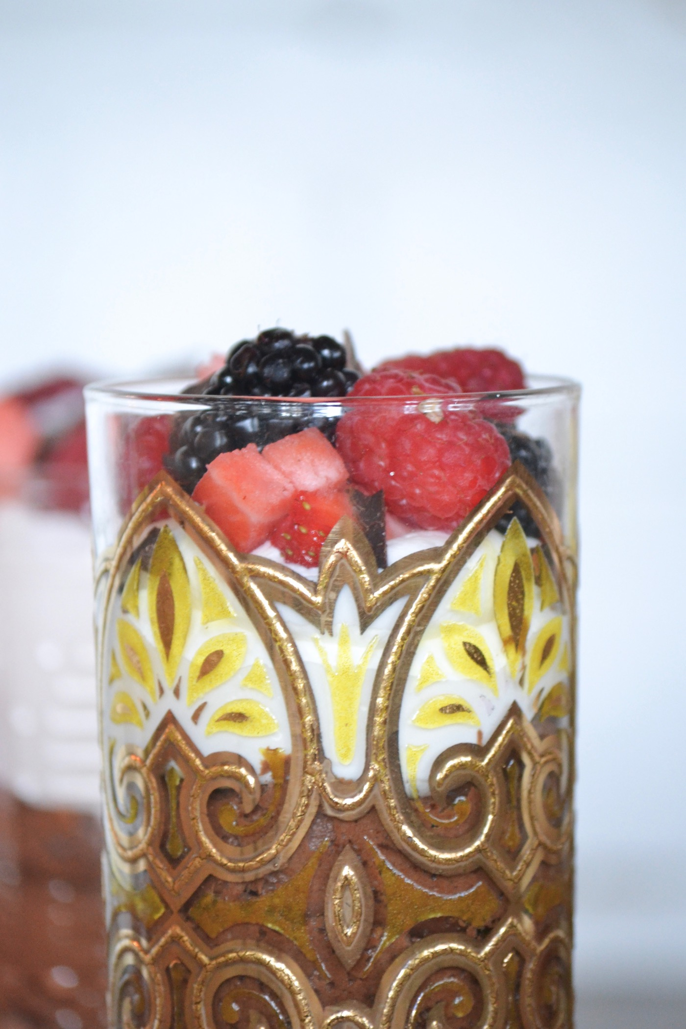 The BEST and easiest Chocolate Mousse! // www.thehiveblog.com