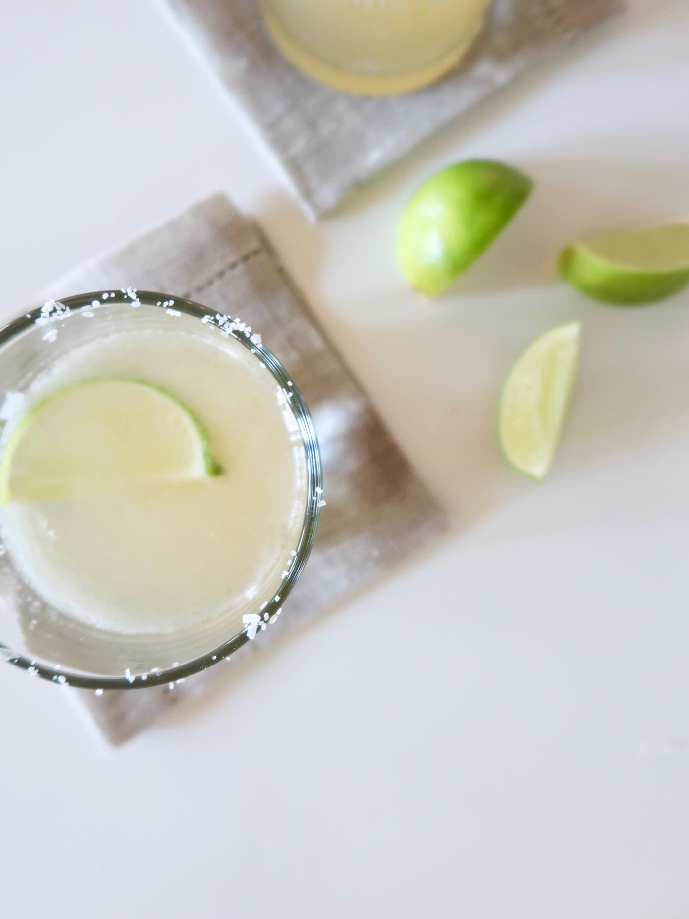 A Macho Margarita Recipe // www.thehiveblog.com