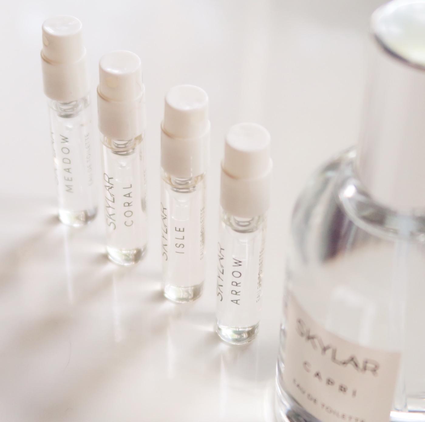 Skylar // a beautiful non-toxic perfume // www.thehiveblog.com