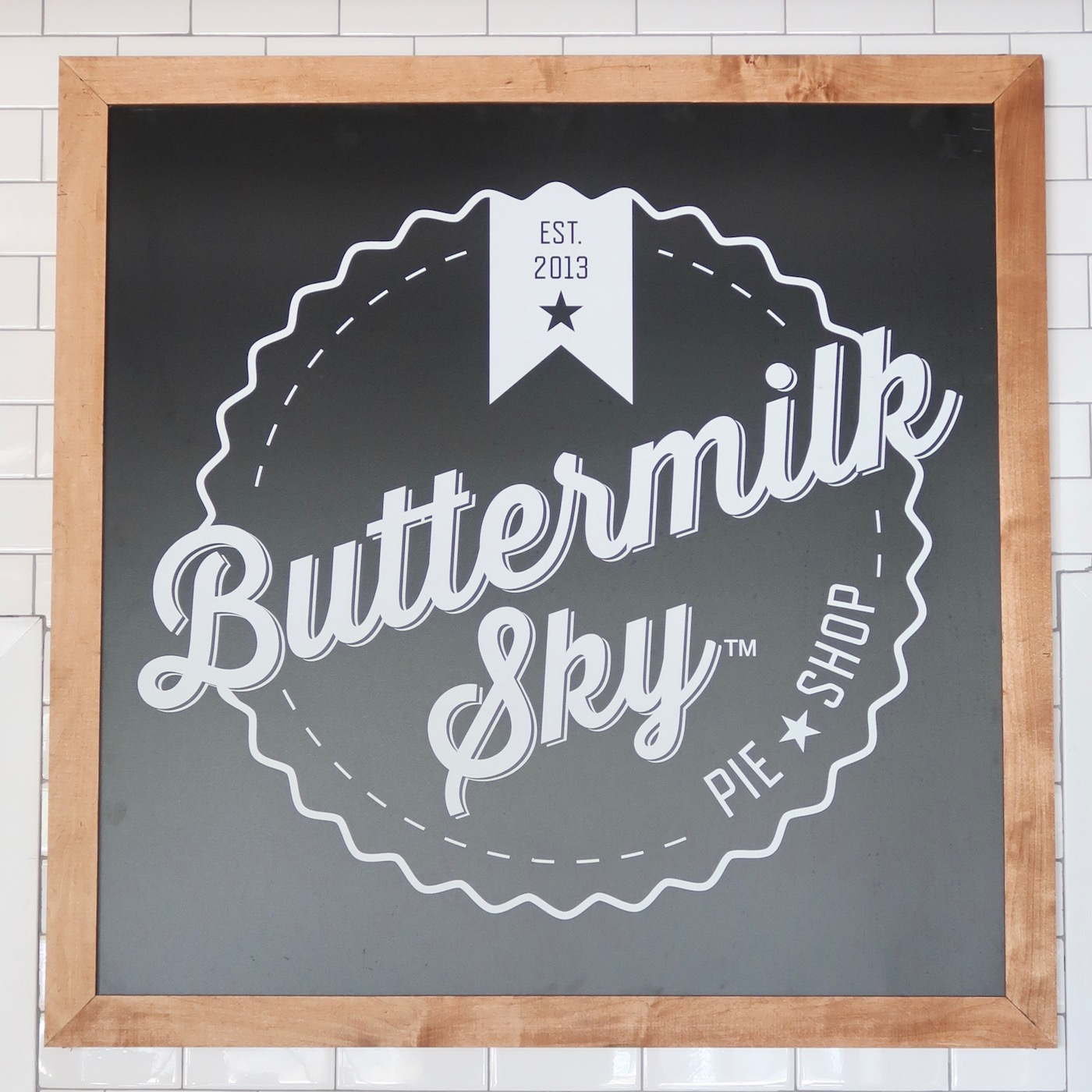 Buttermilk Sky Pie Shop // www.thehiveblog.com
