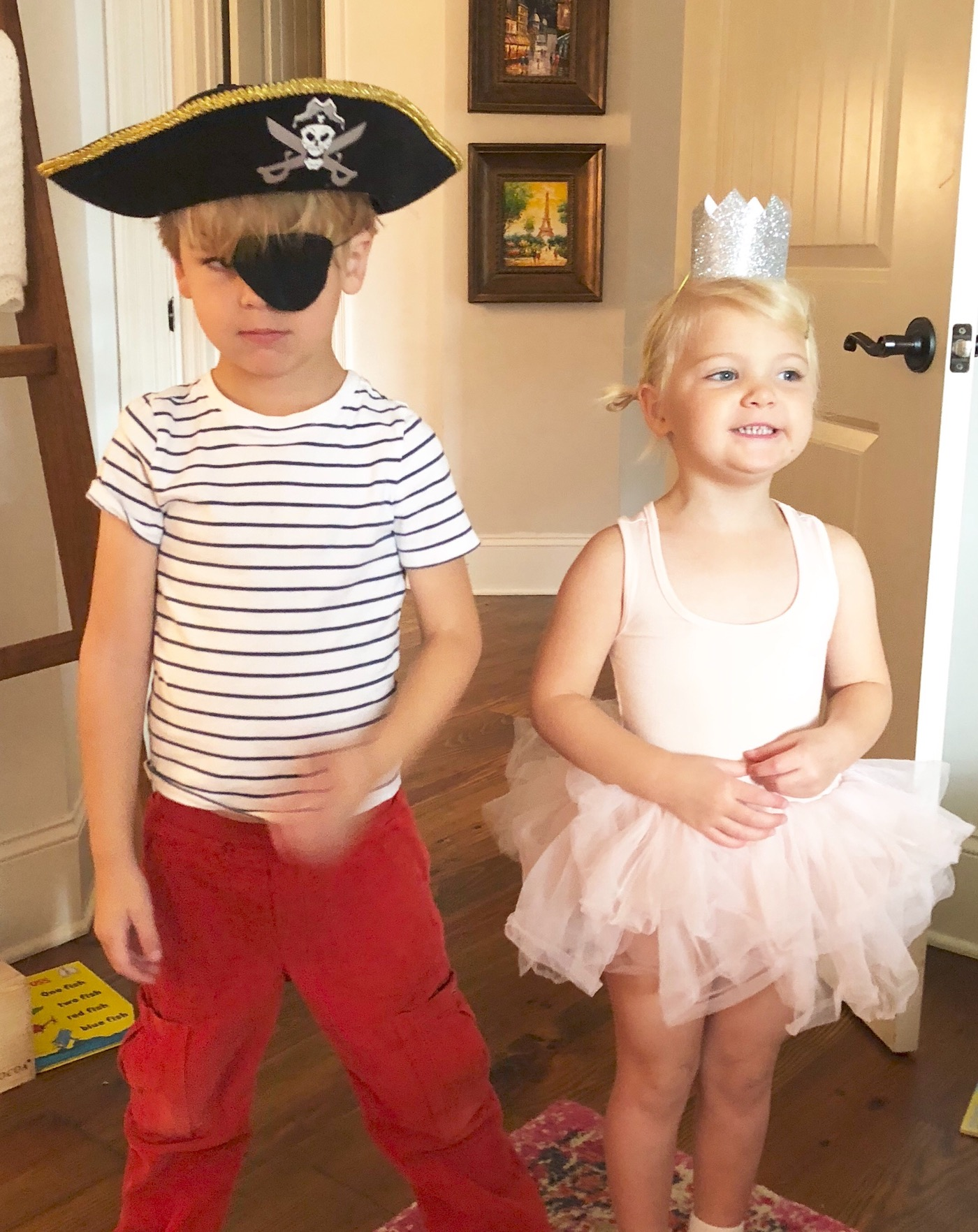Pirate and Princess Day