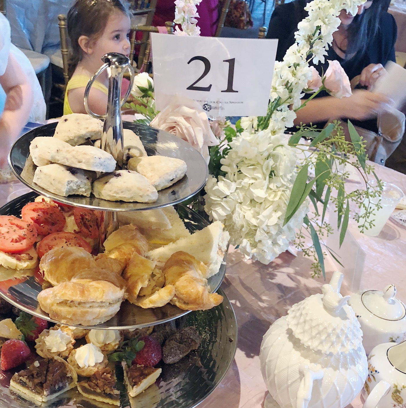 Fairytale Princess Tea in Jackson, MS
