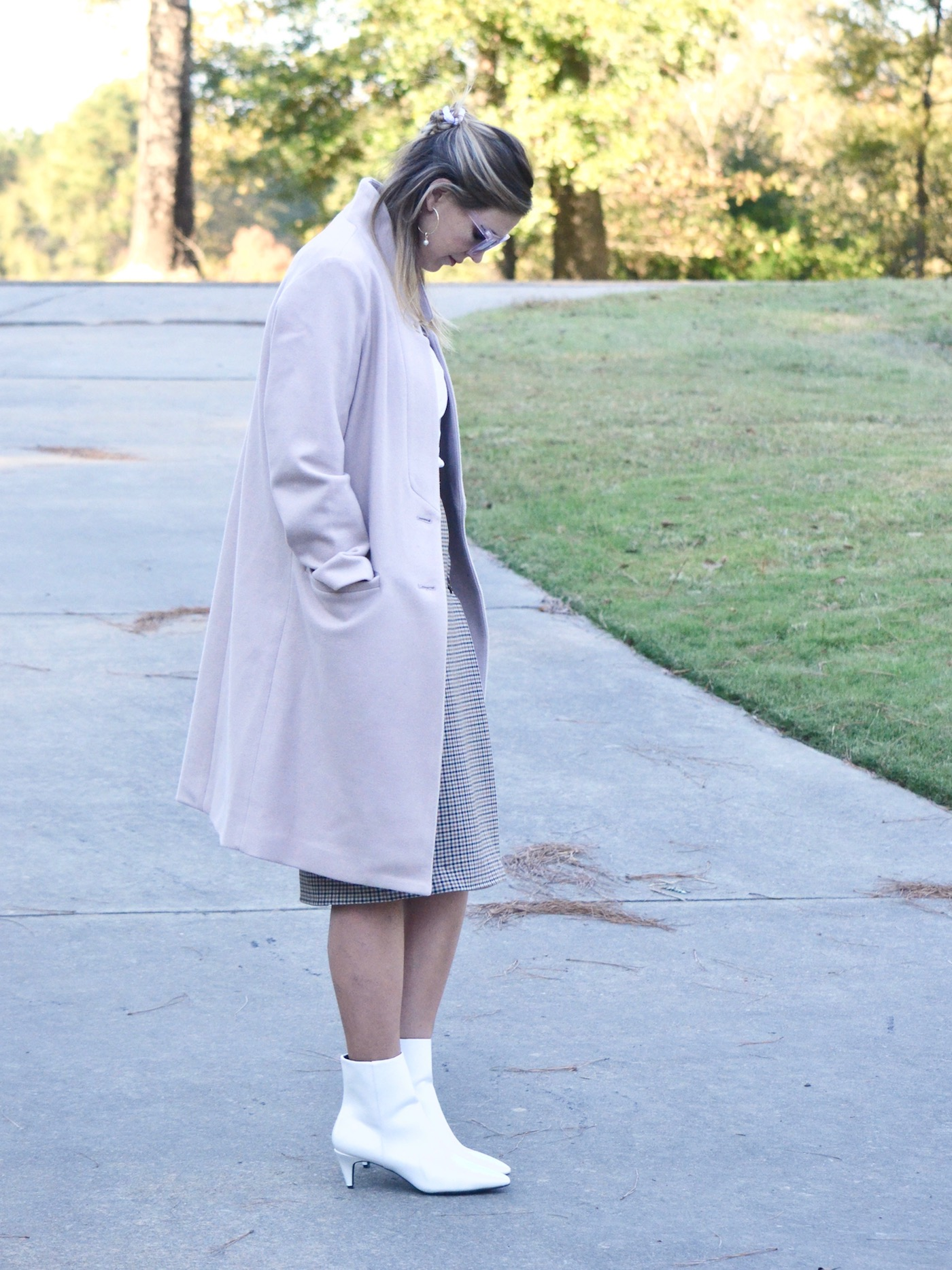 Overcoat // www.thehiveblog.com