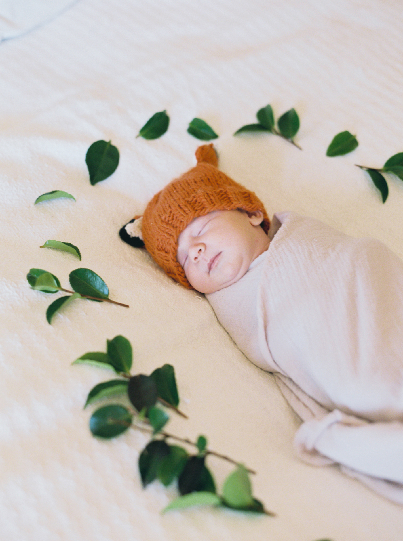 Newborn family photography with Mississippi photographer Lauren Liddell