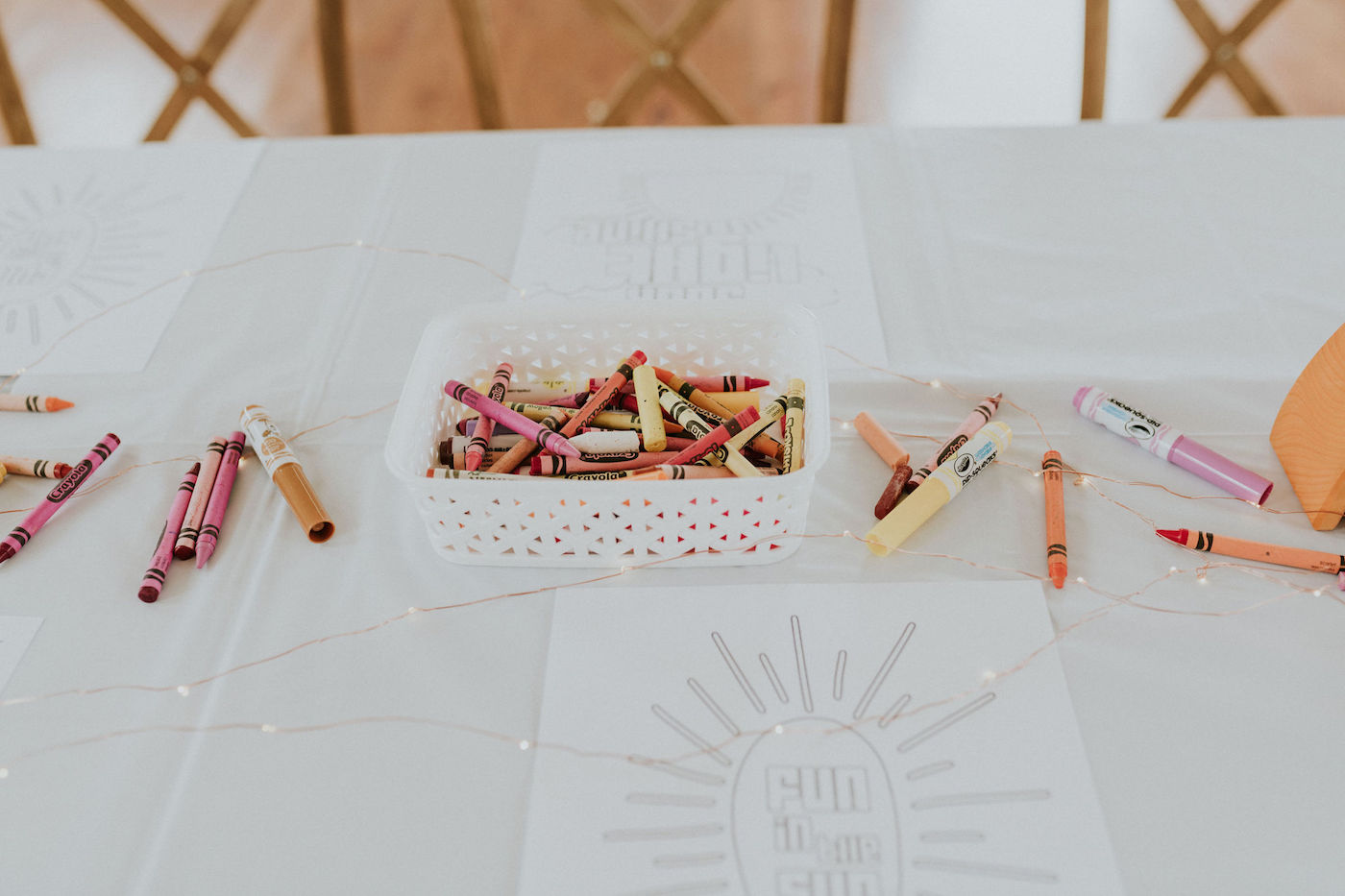 Sunshine and Rainbows // A Three Year Old Birthday Party // THE HIVE blog