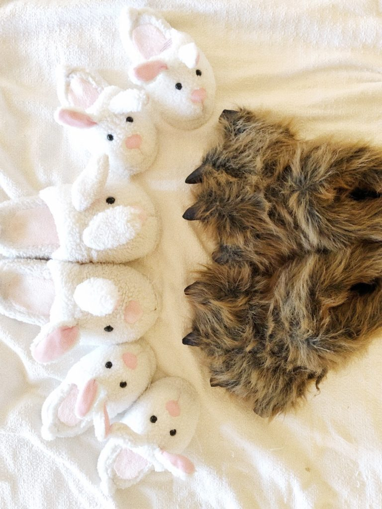bunnyslippers.com slippers are SO MUCH FUN!