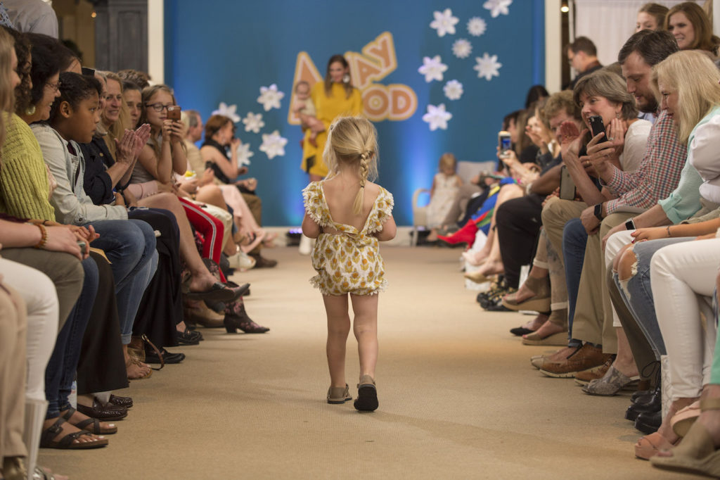 MAY MOD Runway Event at SummerHouse in Ridgeland, MS