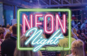 Neon Night put on by MCM Partners at Mississippi Children's Museum