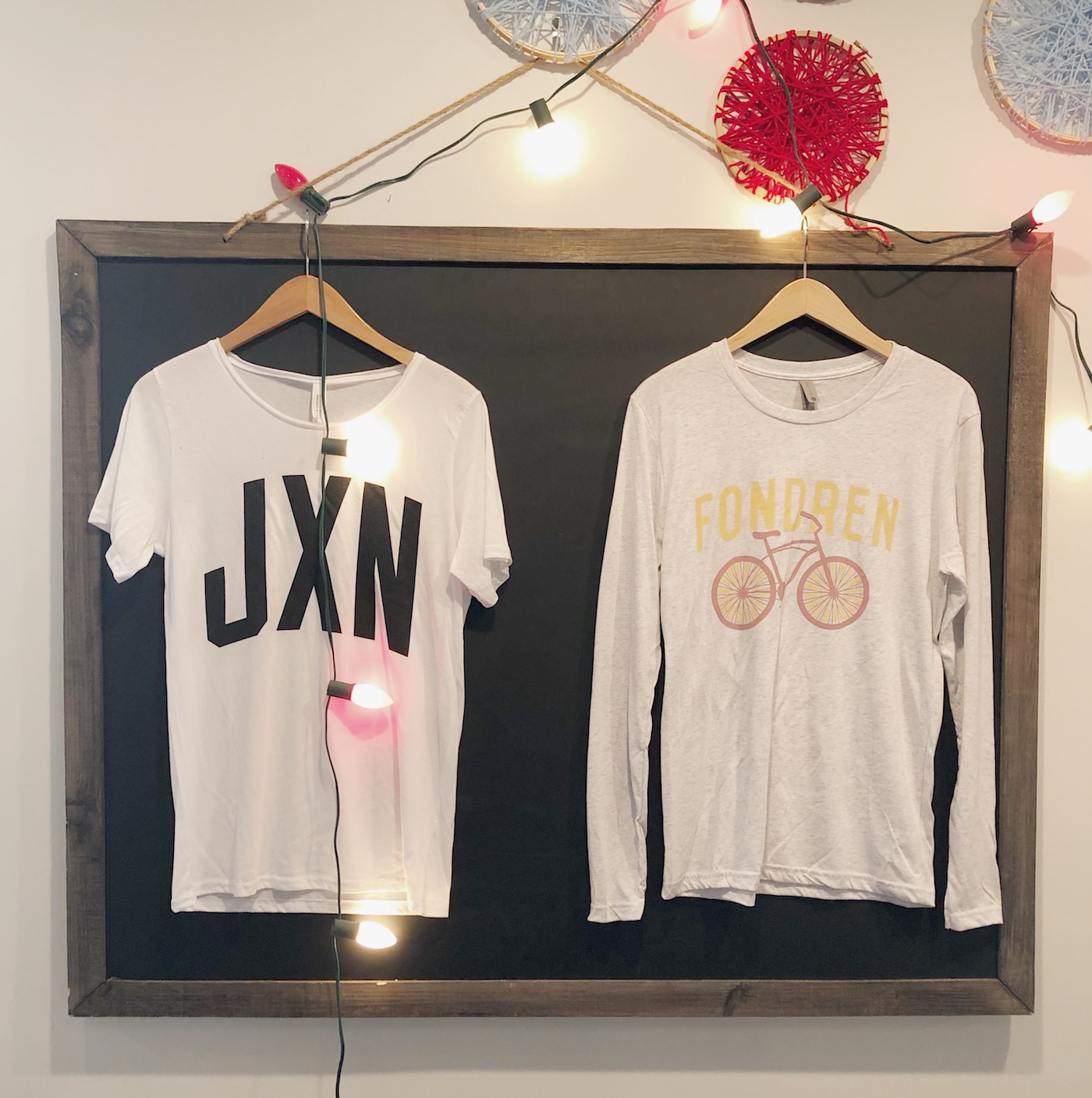 JCG Apparel and The Hive Blog giveaway!