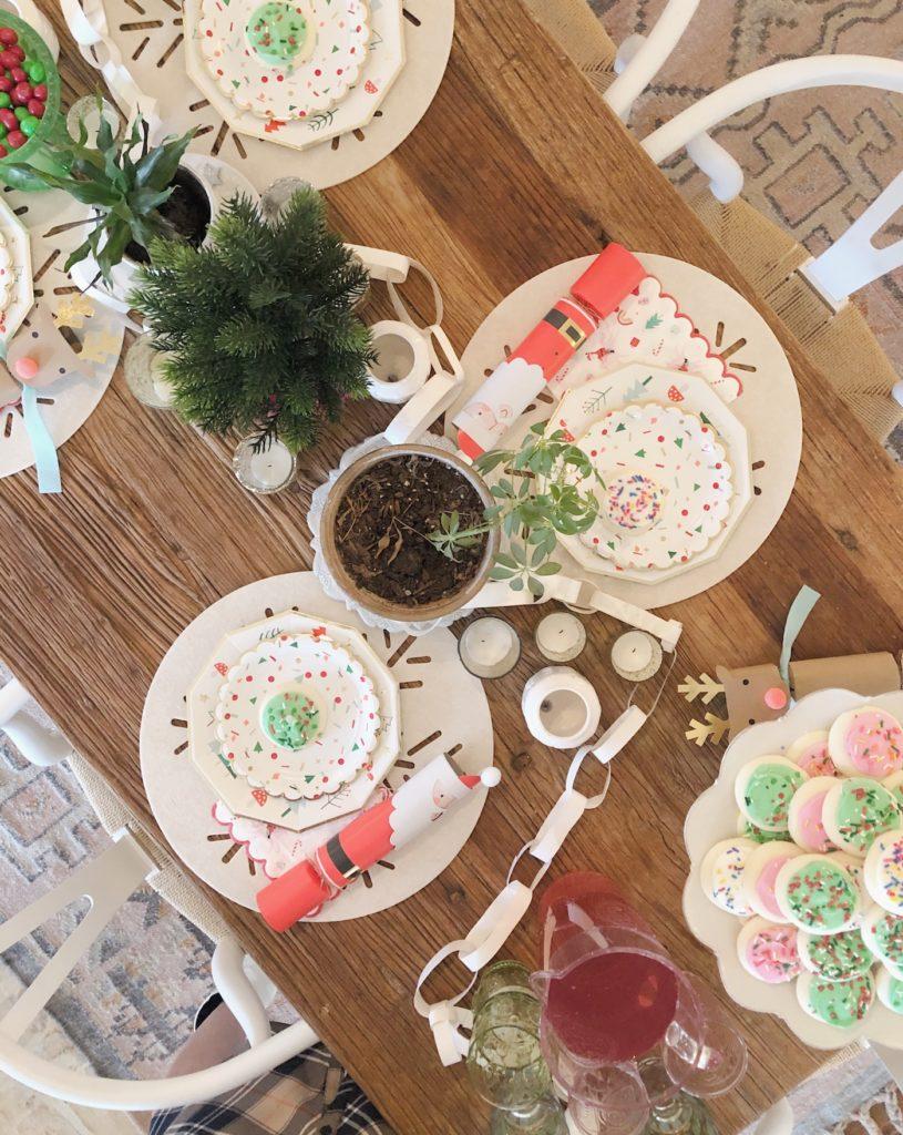Our home at Christmas :) // www.thehiveblog.com