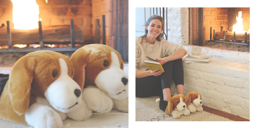 Start your day off better with BEAGLE SLIPPERS!