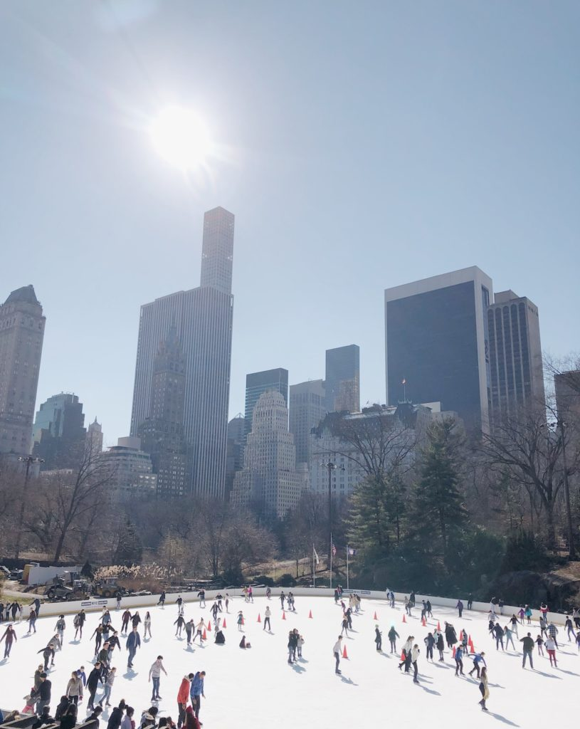Travel Tips for NYC in the winter with kids