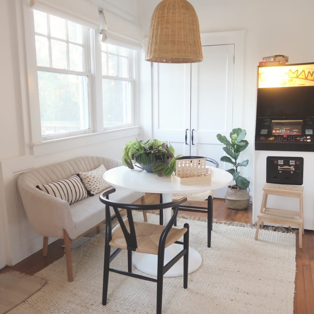 The Sunday House in Jackson, MS // rent on AirBnB