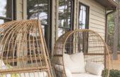 Opalhouse egg chairs FTW