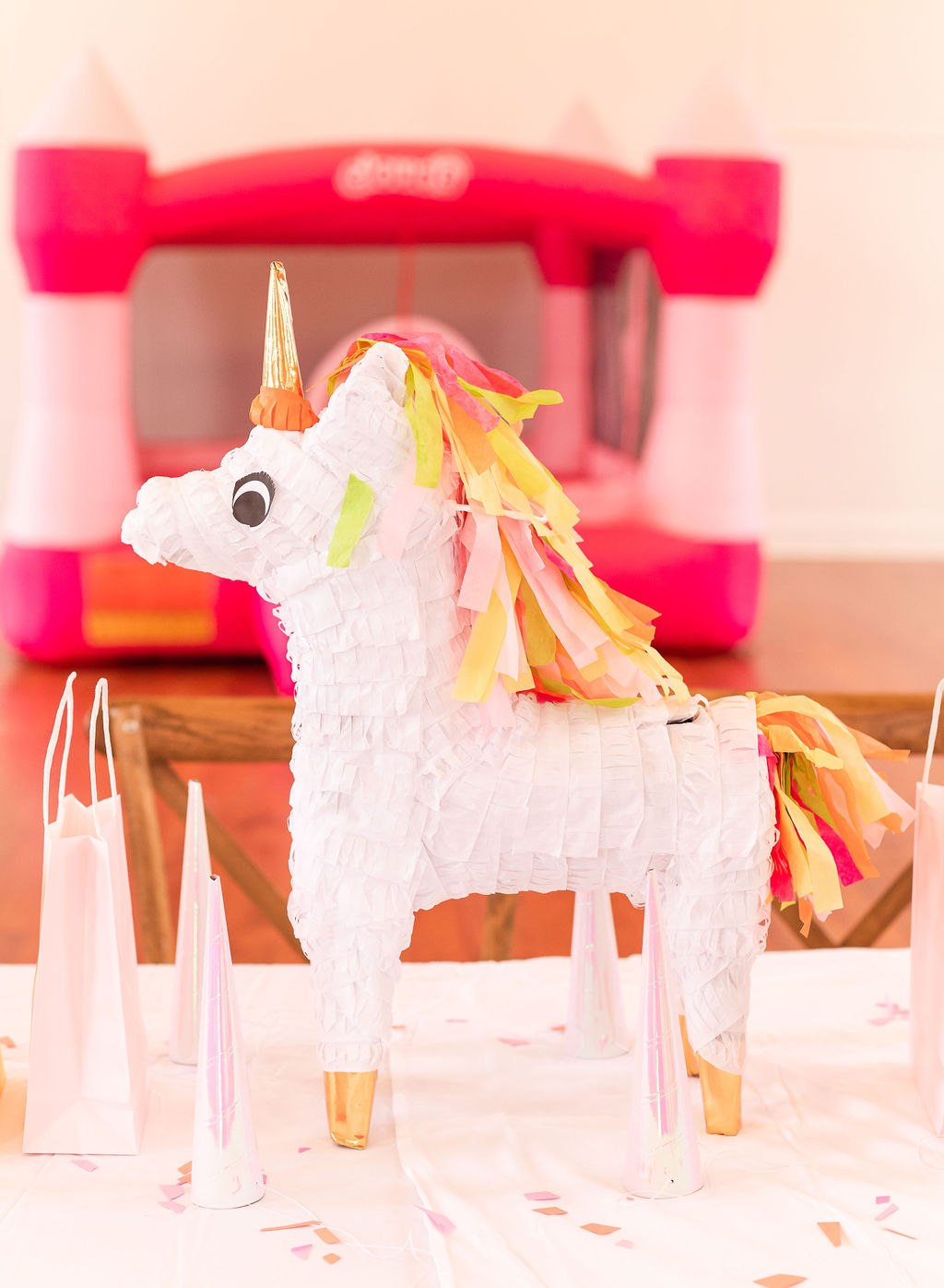 Unicorn Birthday Party Ideas!