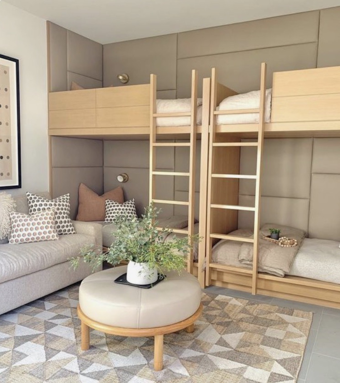 9 Noteworthy Bunk Bed Designs