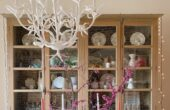 Spring/Easter dining room decor
