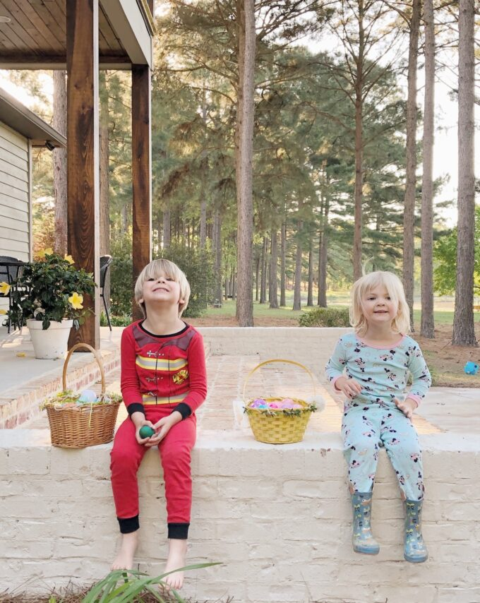 Easter Basket Ideas for littles