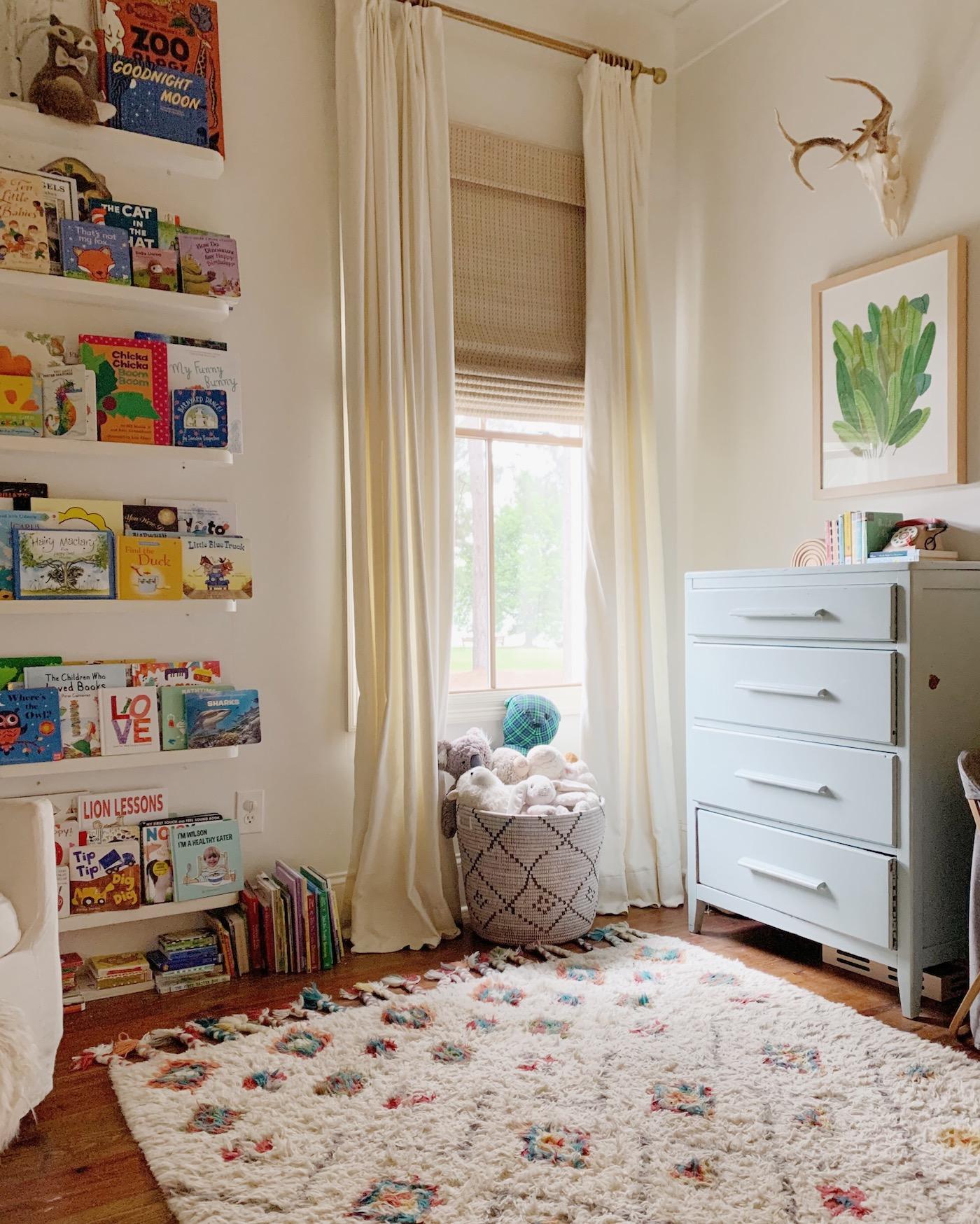Nursery turning into big boy room!