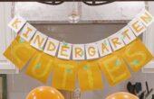 Kindergarten CUTIES! A girly kickoff to Kindergarten