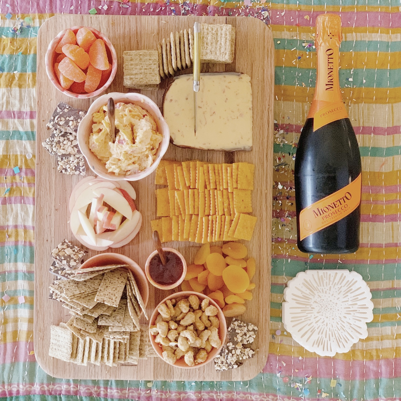 Charcuterie Lately // an overview of some of my recent boards and tables!