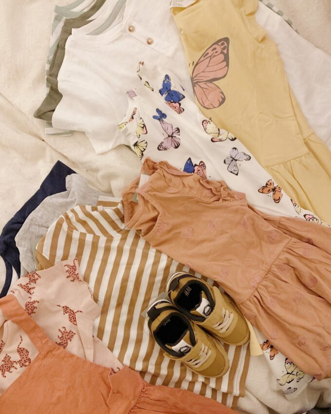 Back to School Clothes for Littles