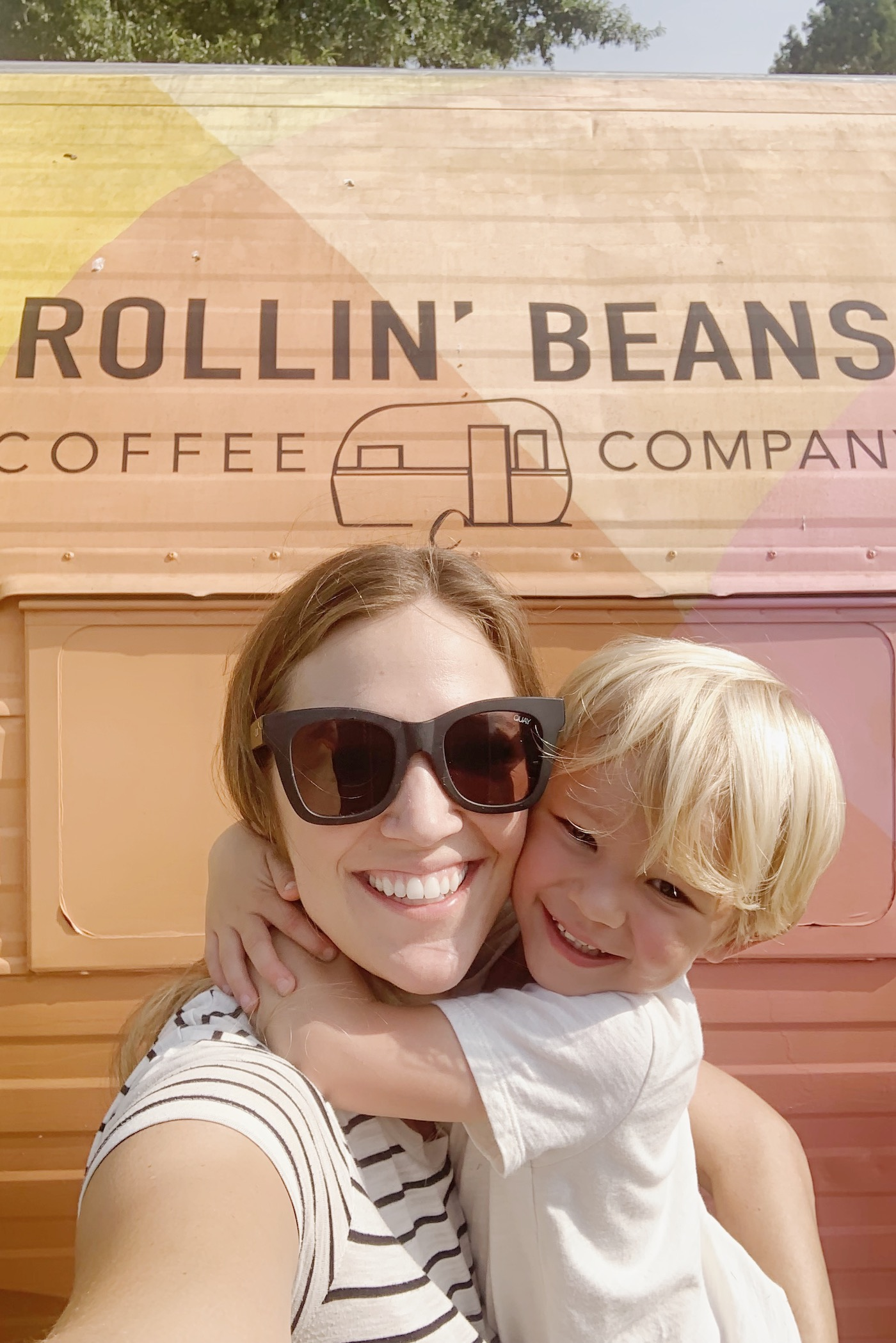 Celebrating National Coffee Day with Rollin' Beans!